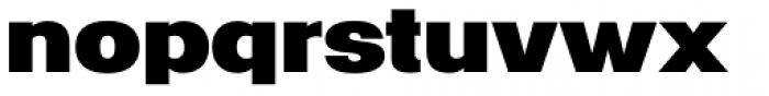 Colin Samuels Bold Font LOWERCASE