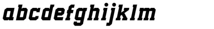 Collegium Italic Font LOWERCASE