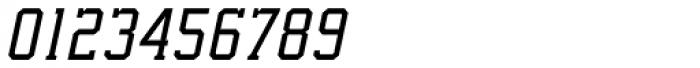 Collegium Thin Italic Font OTHER CHARS