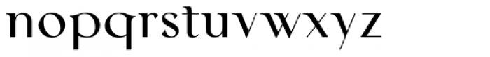 Colmcille Pro Regular Font LOWERCASE