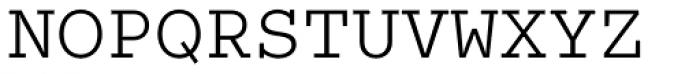 Colon Mono Light Font UPPERCASE