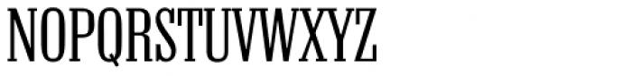 Colonel TS Light Font UPPERCASE