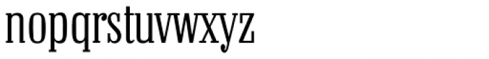 Colonel TS Light Font LOWERCASE