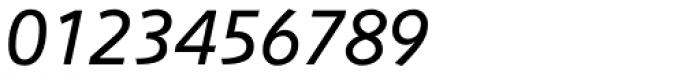 Colophon Medium Italic Font OTHER CHARS
