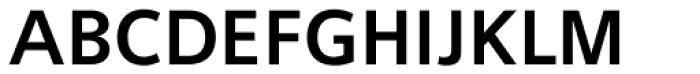 Colophon SemiBold Font UPPERCASE