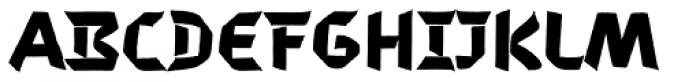 Colorado X Font LOWERCASE