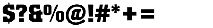Colossalis BQ Bold Font OTHER CHARS