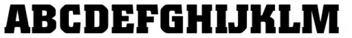 Colossalis BQ Bold Font UPPERCASE