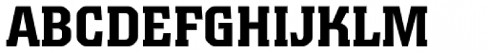 Colossalis BQ Medium Font UPPERCASE