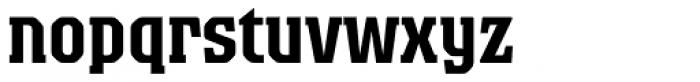 Colossalis BQ Medium Font LOWERCASE