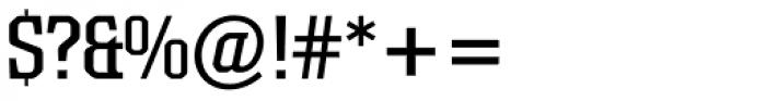 Colossalis BQ Regular Font OTHER CHARS