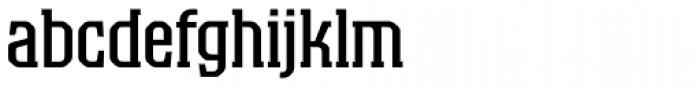 Colossalis BQ Regular Font LOWERCASE