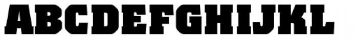 Colossalis Black Font UPPERCASE