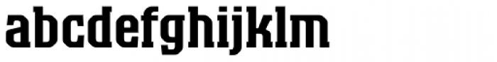 Colossalis Medium Font LOWERCASE