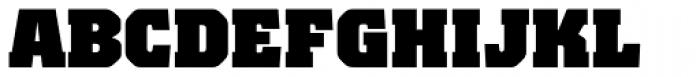 Colossalis Pro Black Font UPPERCASE
