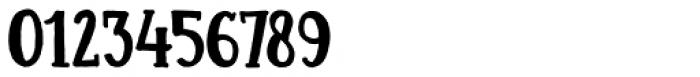Colporteur Fat Regular Font OTHER CHARS