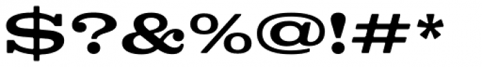Colt Soft Font OTHER CHARS