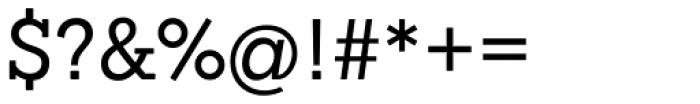 Coltan Gea Regular Font OTHER CHARS