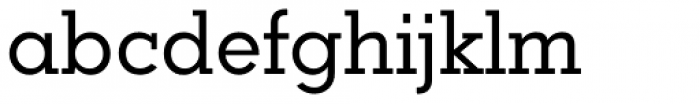 Coltan Gea Regular Font LOWERCASE
