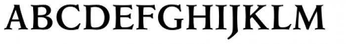 Columbus Std SemiBold Font UPPERCASE