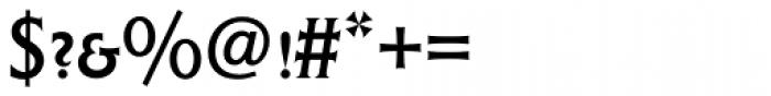 Columna Solid SC D Font OTHER CHARS