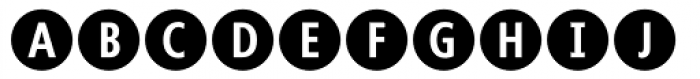 CombiNumerals Pro Bold Font UPPERCASE