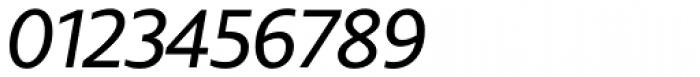 Comenia Sans Italic Font OTHER CHARS
