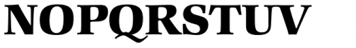 Comenius Antiqua Bold Font UPPERCASE