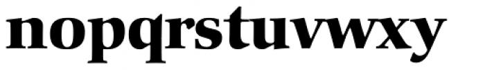 Comenius Antiqua Bold Font LOWERCASE