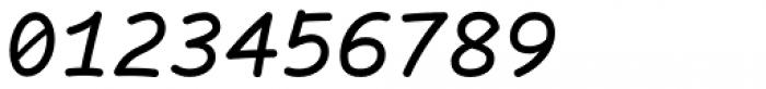Comic Code Medium Italic Font OTHER CHARS