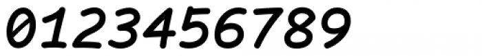 Comic Code Semibold Italic Font OTHER CHARS