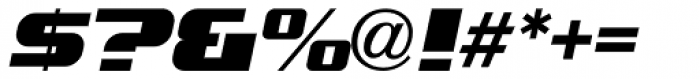 Comic Opera Oblique JNL Font OTHER CHARS