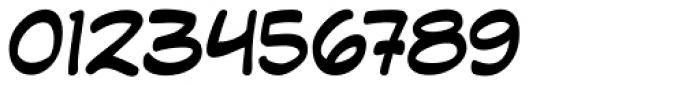 Comic Pro JY Font OTHER CHARS