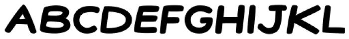 ComicTalk Bold Font LOWERCASE