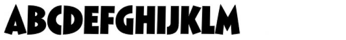 Comixed RP Bold Regular Font UPPERCASE