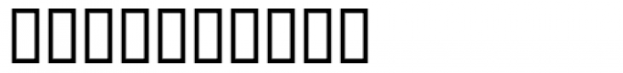 Commando Barbwire Font OTHER CHARS