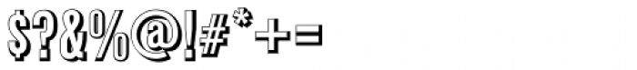 Commerce Gothic Std Regular Font OTHER CHARS
