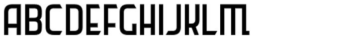 Common Area JNL Font LOWERCASE