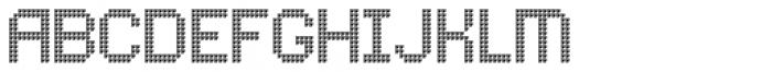 Comodot Square Bottom Font UPPERCASE