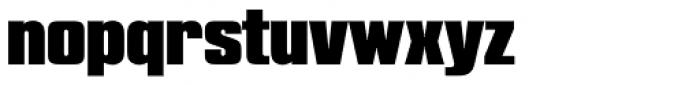 Compacta Com Black Font LOWERCASE