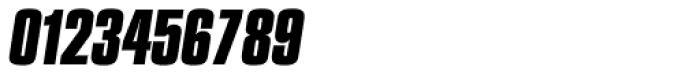 Compacta SB Bold Italic Font OTHER CHARS