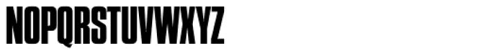 Compacta SH Regular Font UPPERCASE