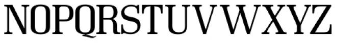 Compado Font UPPERCASE