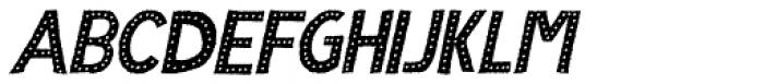 Compagnon Polka Italic Font LOWERCASE