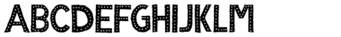 Compagnon Polka Regular Font LOWERCASE