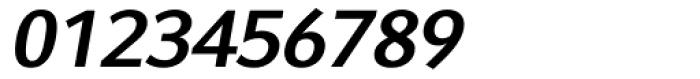 Compatil Fact Bold Oblique Font OTHER CHARS