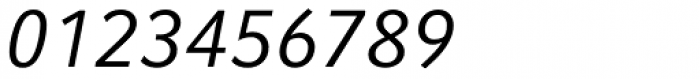 Compatil Fact Paneuropean Italic Font OTHER CHARS