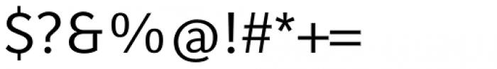 Compatil Fact Paneuropean Regular Font OTHER CHARS