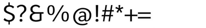 Compatil Fact Regular Font OTHER CHARS