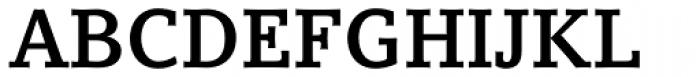 Compatil Letter Pro Bold Font UPPERCASE